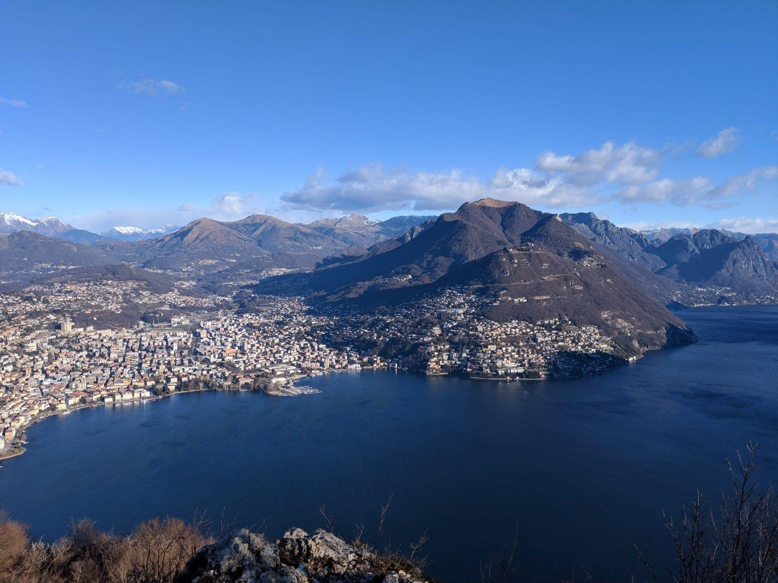 Lugano – Paradiso – San Salvatore