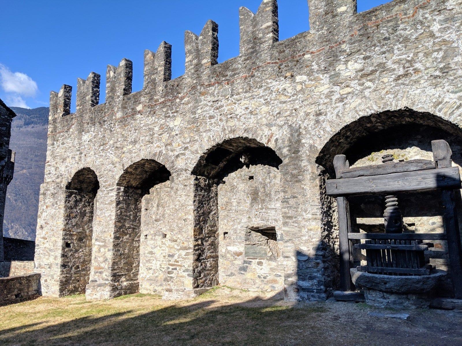 Bellinzona – Montebello – Bellizona